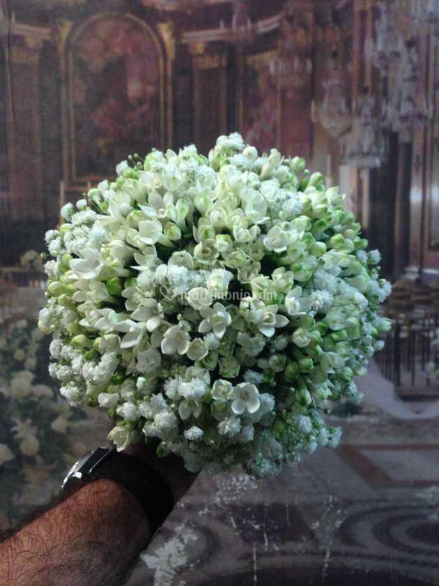 Bouquet Sposa Con Fiori D Arancio.Bouquet Fiori D Arancio Di Addobbi Edelveiss Foto 17