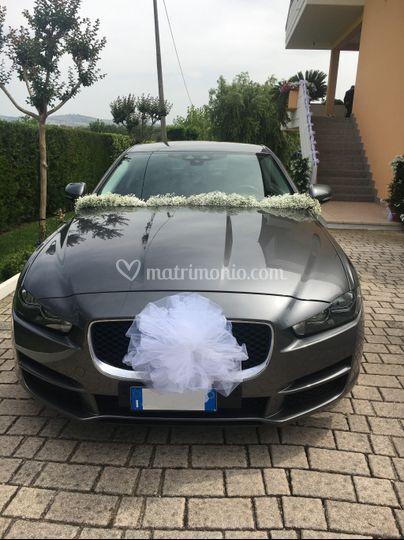 Jaguar XF grigio
