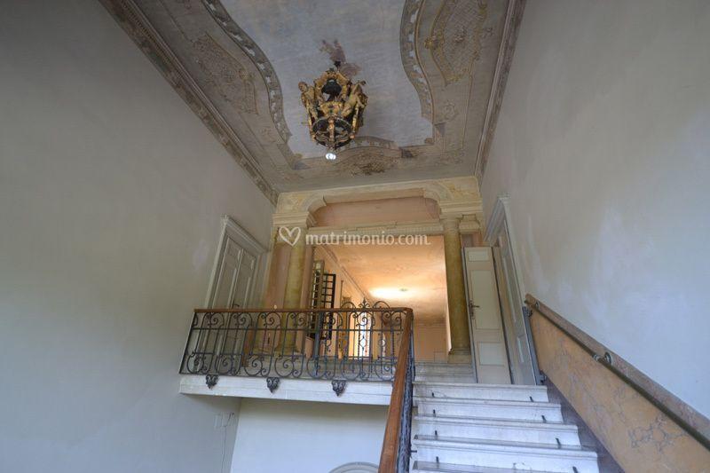 Scale ed affreschi