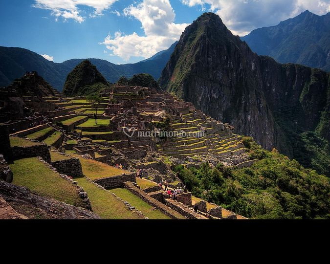 Perù - Machu Pichu