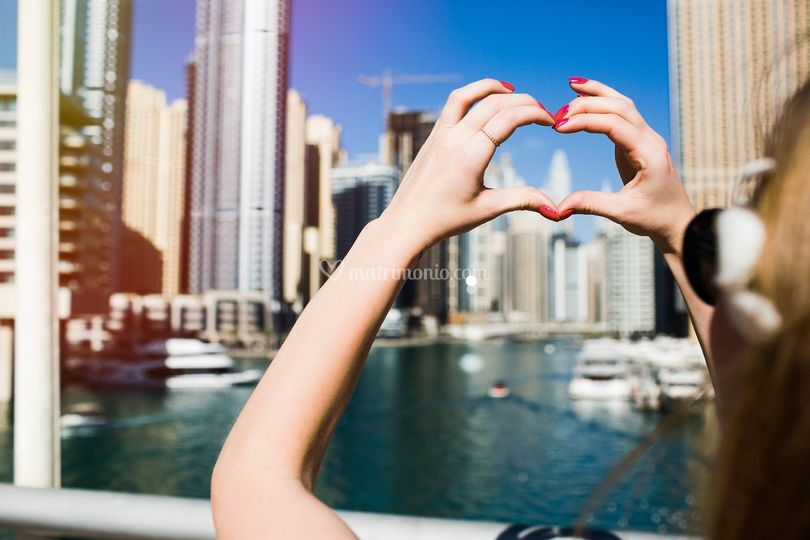 Viaggi di Nozze a Dubai