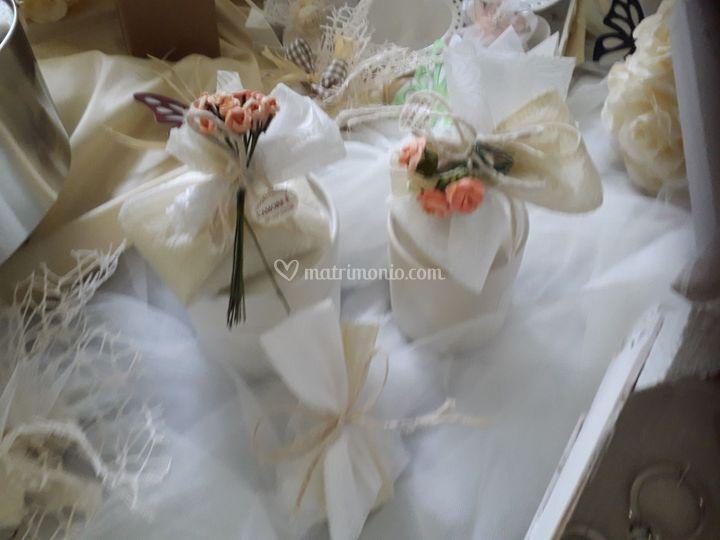 Sacchetti fioriti