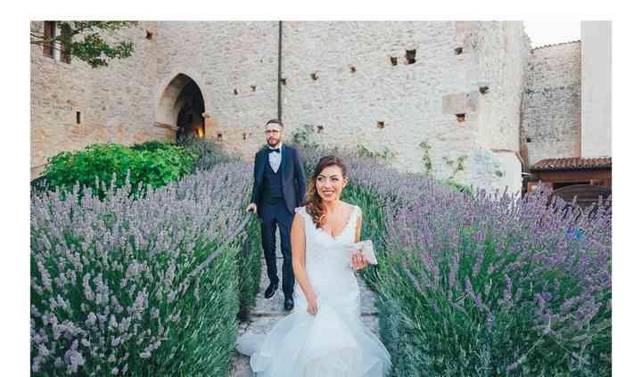 Adele & Stefano Lista Wedding