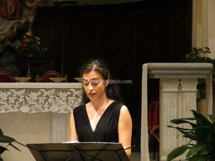 Marta Guassardo Soprano