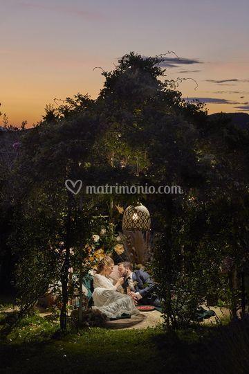 Love in the Garden _Colcaprile