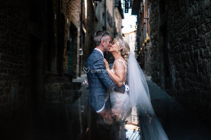 Matrimonio - Cortona - Toscana