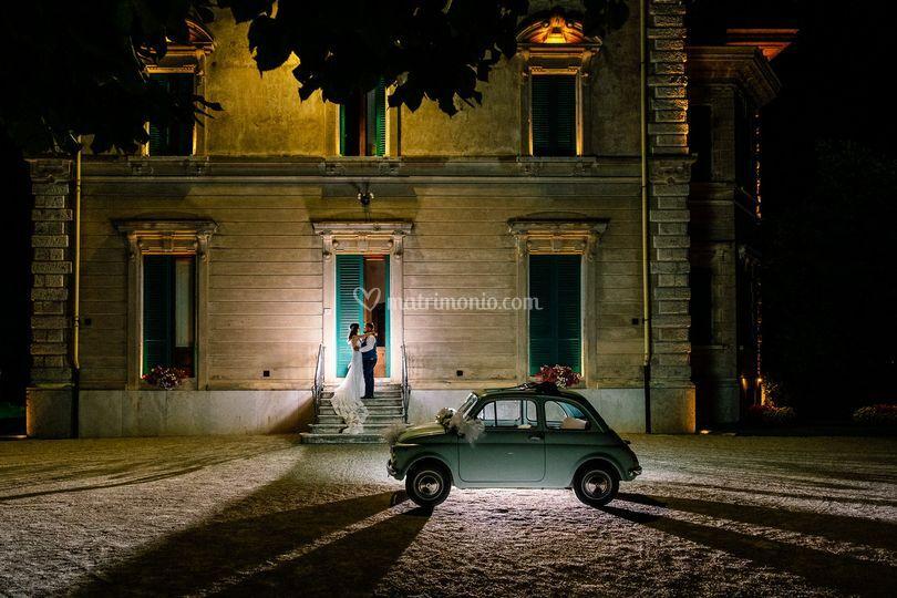 Matrimonio - Villa Magi- nozze