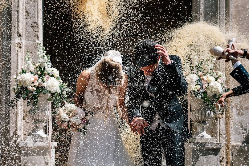 Matrimonio - Foligno - sposi