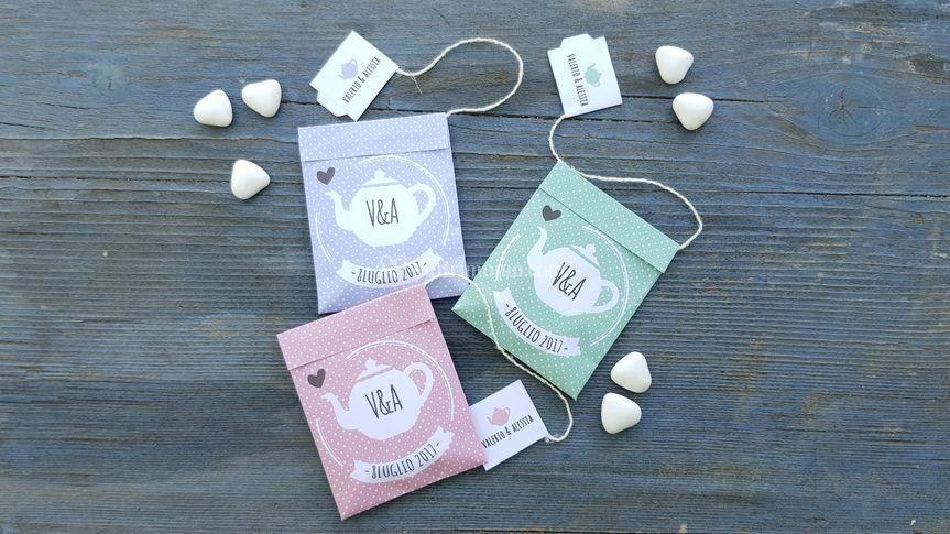 Busta Matrimonio Toscana : Buste tè porta confetti di just tuscany soap foto 129