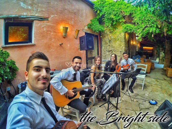 The Bright Side -Quintet-