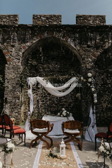 Castello di Pavone Wedding