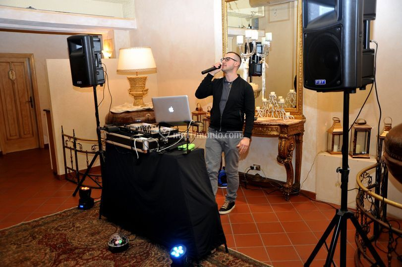 DarioDj professional wedding