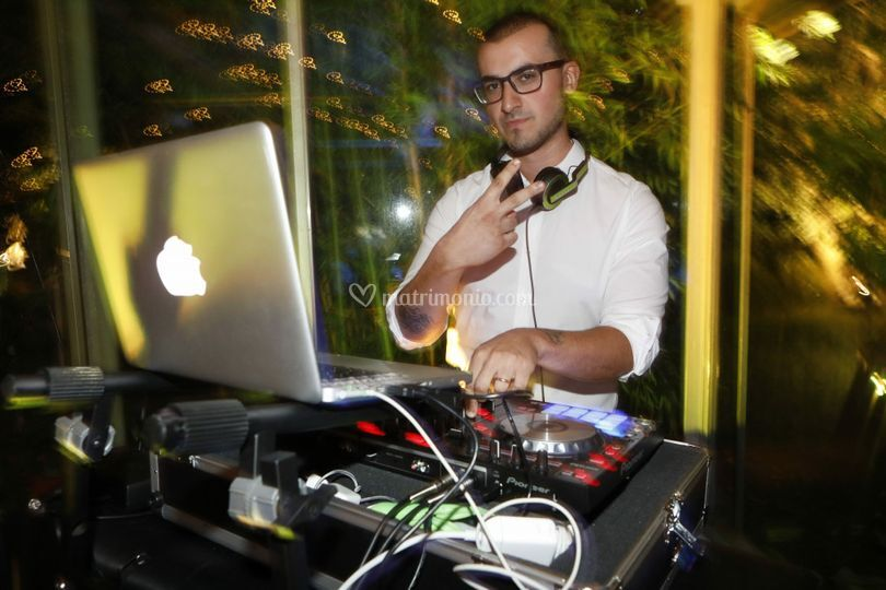 Wedding DJ set Ricardo & Benedetta