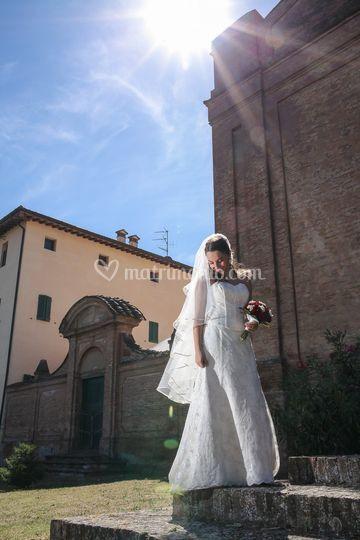 Sposa splendente