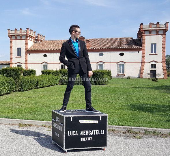Luca Mercatelli Prestigiatore