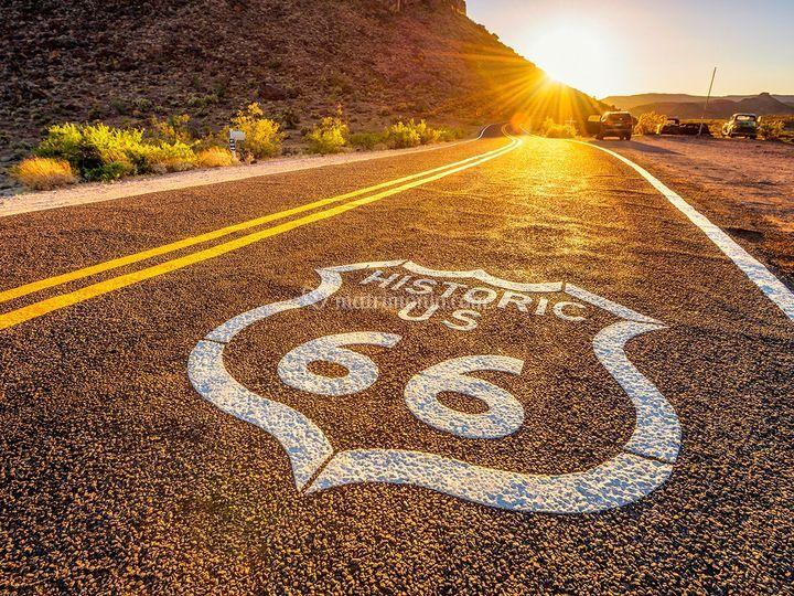 Route 66, Stati Uniti