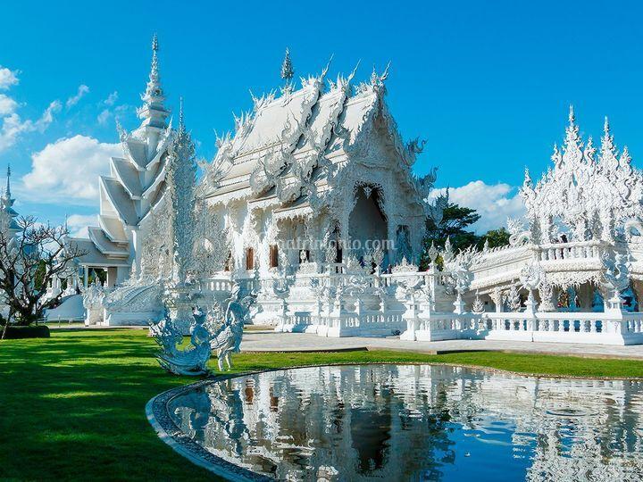 Chiang-Rai, Thailandia