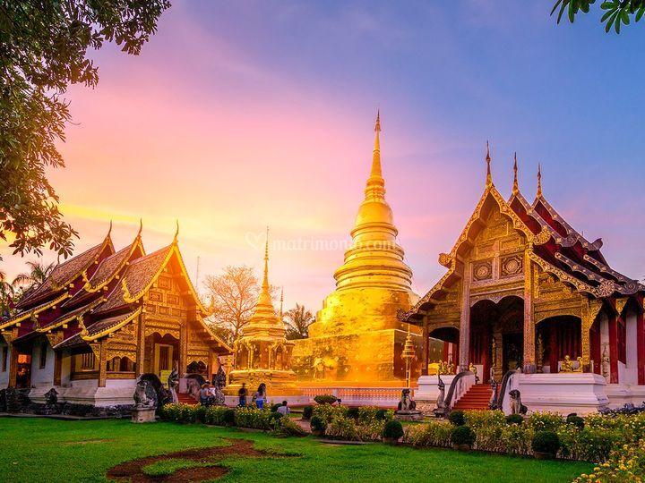 Chiang-Mai, Thailandia