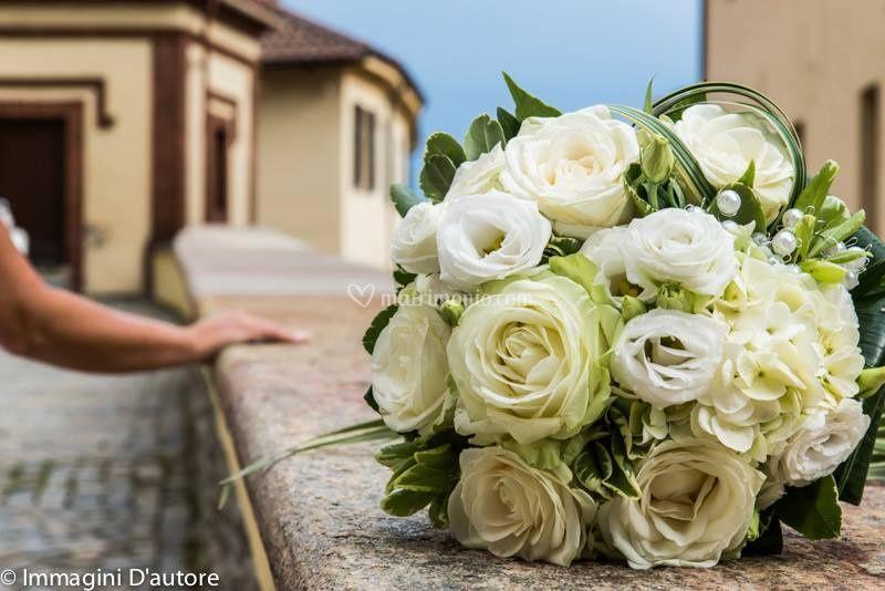 Rose e lisianthus