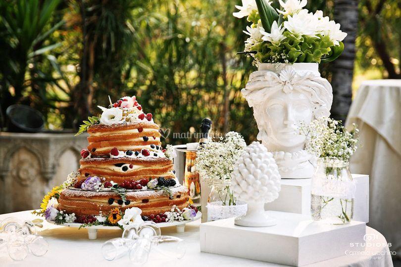 La Torta Nuda