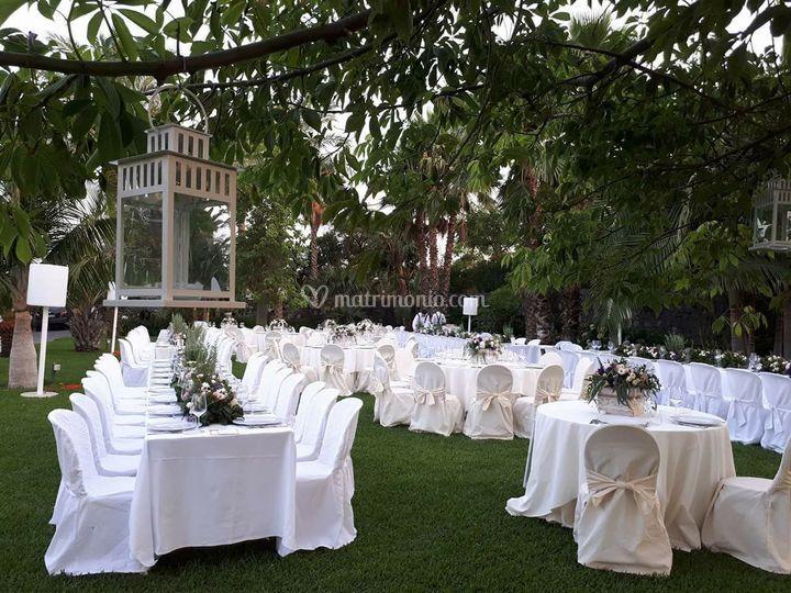 Matrimonio a Villa Carlino