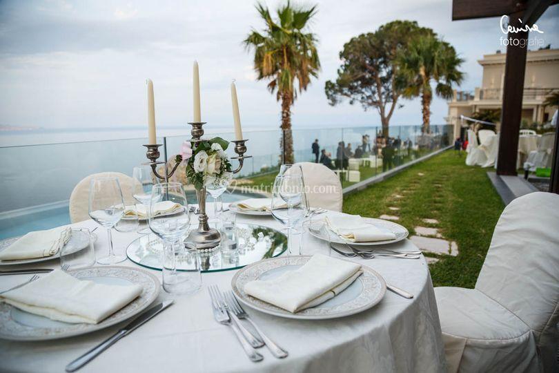 Matrimonio a Villa Hamalia