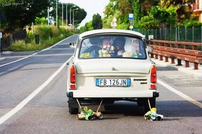 Trabant Wedding