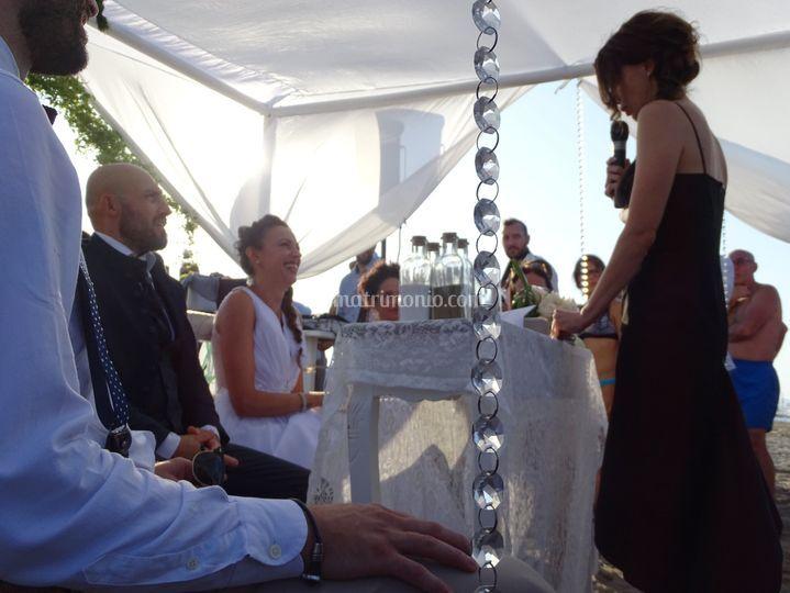 La cerimonia