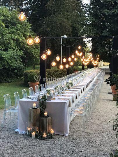 Il Tavolo Imperiale nel Parco