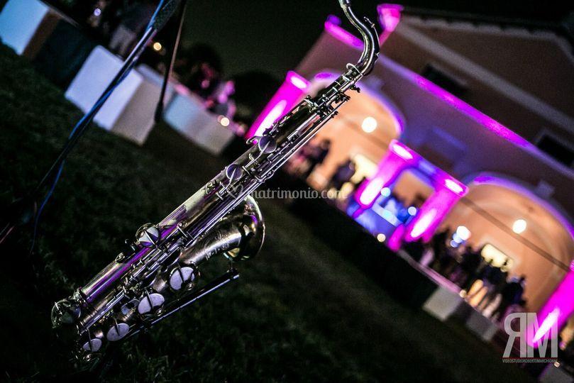 Music & sax