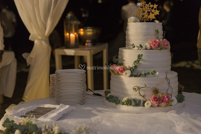 BBK Wedding  Cake 2019