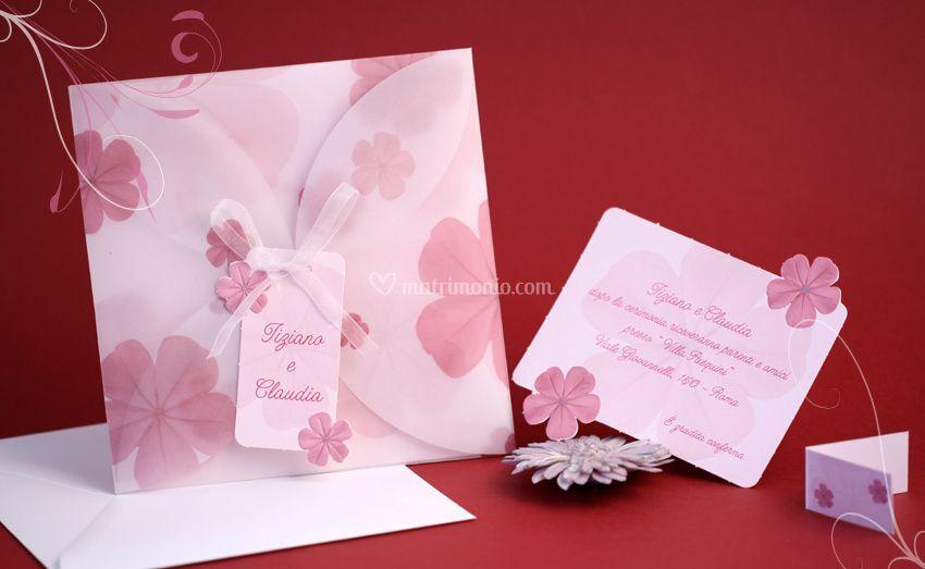 Partecipazione di nozze n. 37