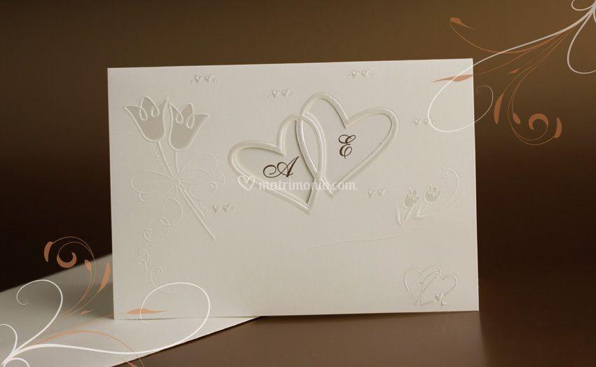 Partecipazione di nozze n. 74