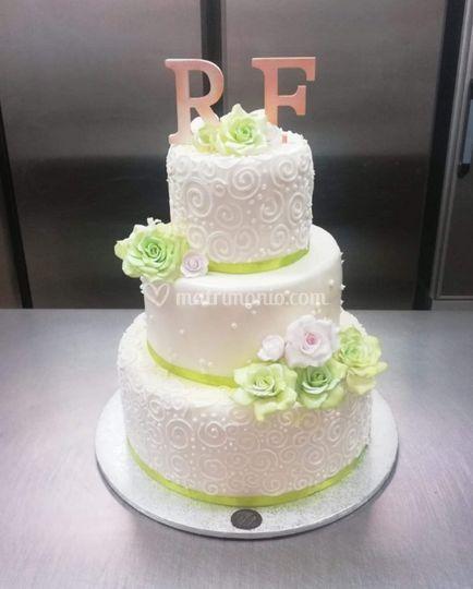 Sweet Soemi, Wedding cake