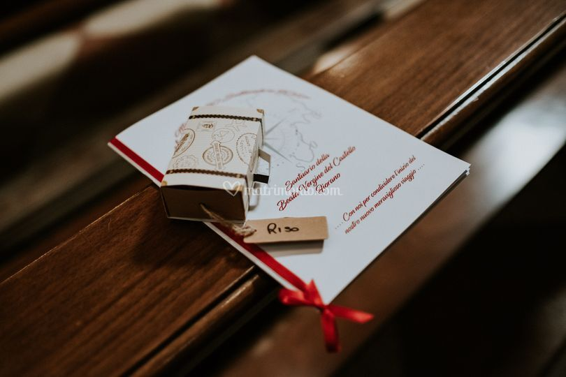 Libro messa e portariso
