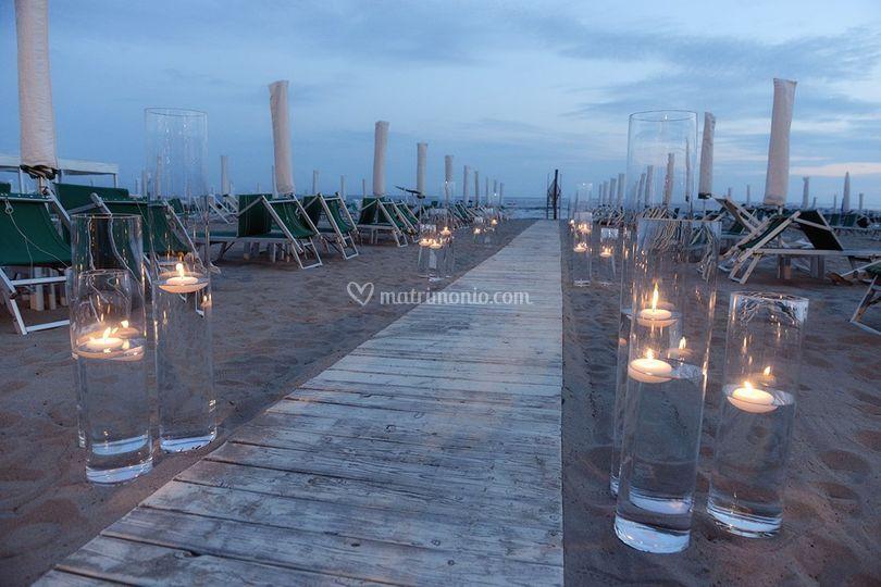 Evento spiaggia