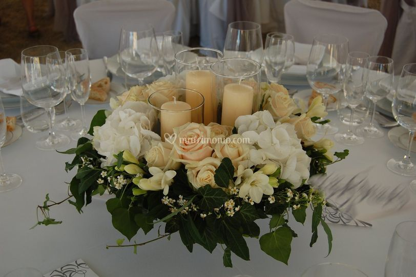 Stiatti fiori - Composizioni floreali per tavoli ...