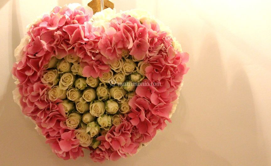 Cuore fiori di Eclettico Evento