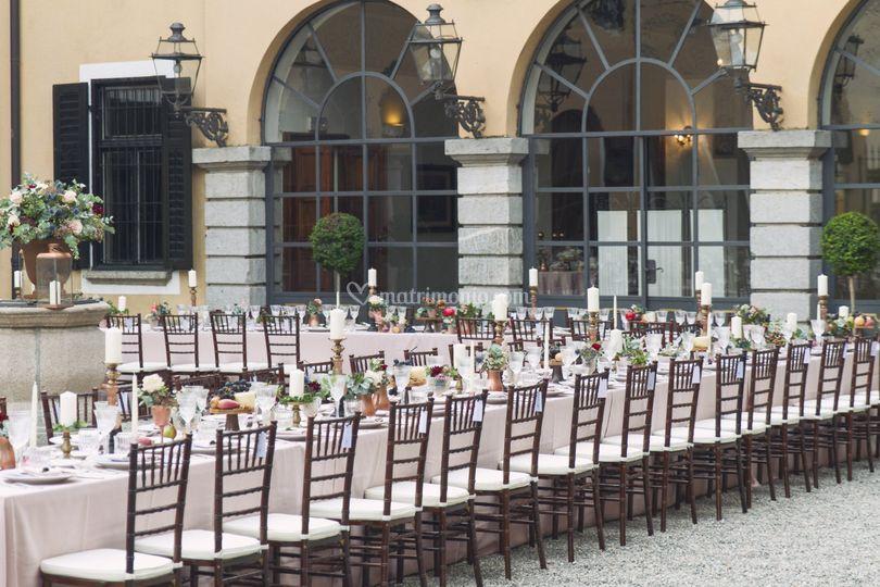 Tavolo imperiale