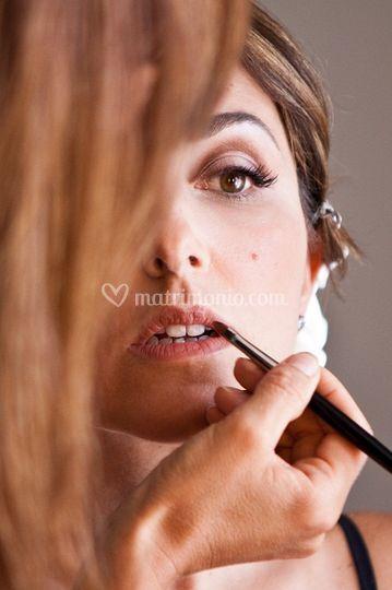 Make up on