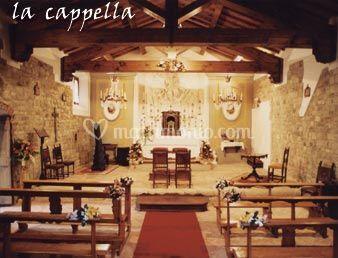 Cappella Castello di Legri