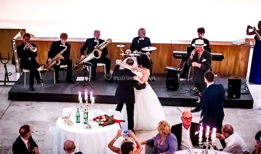 Jazz band dixieland