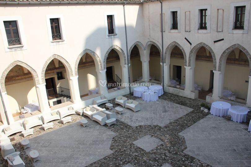Chiostro S. Francesco Giffoni