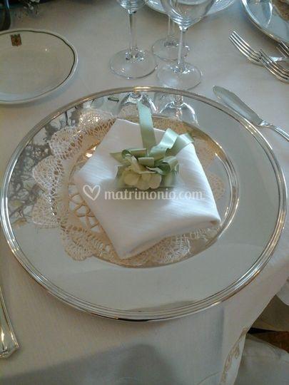 Segnaposto Matrimonio Natalizio : Conti confetteria napoli