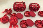 Scatola personalizzata Luxury di Conti Confetteria Napoli