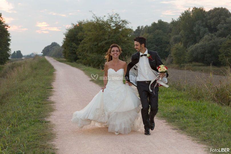 Corsa sposi