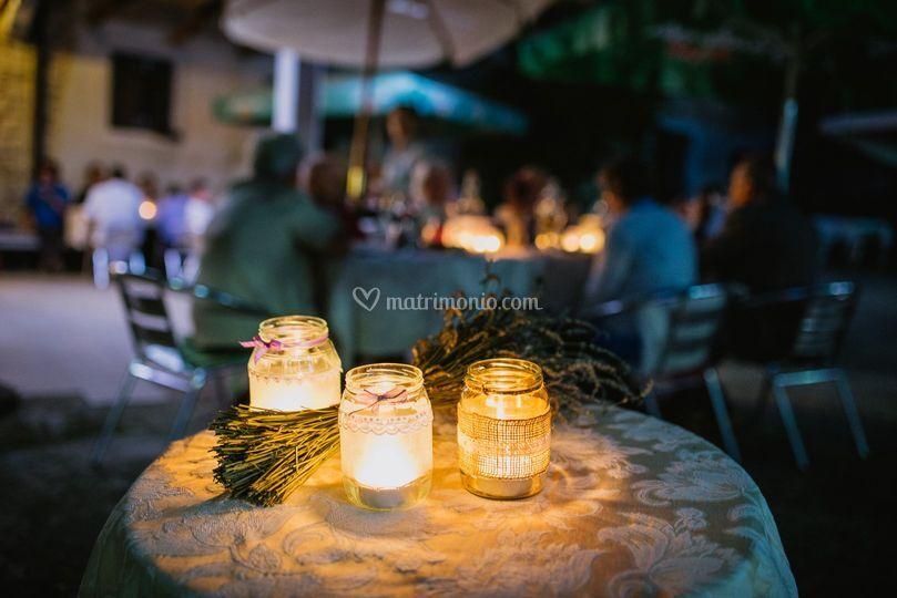 Matrimonio a lume di candela