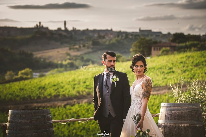 Skyline Siena
