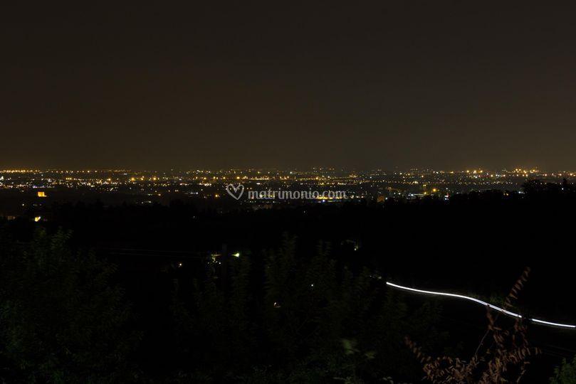 Panorami notturni...Bologna