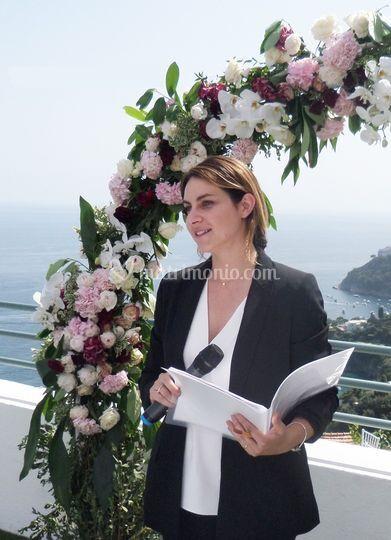 Danila Olivetti - Wedding Celebrant